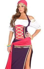 Gypsy Halloween Costume Gypsy Halloween Costume Medium Women Deluxe Fortune