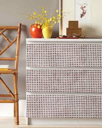 diy caning furniture martha stewart