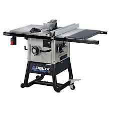 Ridgid Table Saw Review Ridgid 13 Amp 10 In Professional Cast Iron Table Saw R4512 The