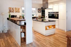 moderne kche mit kochinsel und theke kuche mit kochinsel und bar poipuview