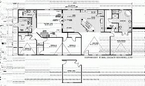 Homes For Sale With Floor Plans Huge 32 X 80 Legacy 4 Bedroom Floor Plan I Love Floorplans