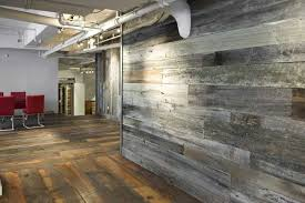 custom reclaimed wood wall paneling by union square vintage wood