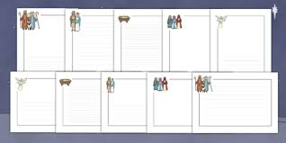 themed page borders nativity page borders borders