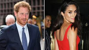 harry and meghan markle meghan markle wears gold ring gifted from prince harry is she