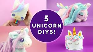 Unicorn Home Decor 5 Unicorn Diys You Have To Try Diy Unicorn Supplies