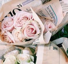 paper wrapped flowers flowers wrapped in paper plus how to do it cocorosa