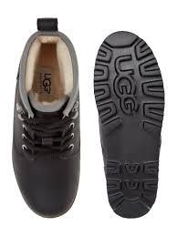 ugg australia sale schweiz schuhe ugg ugg australia boots aus wasserdichtem leder schwarz