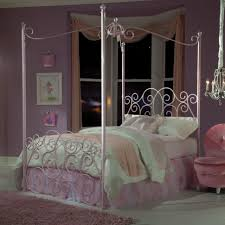 bed frames for girls metal canopy bed frame design modern wall sconces and bed ideas