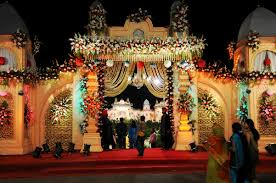 wedding ideas indian wedding decoration themes the glamorous