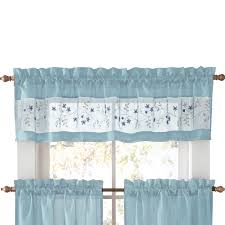 Chezmoi Collection Curtains by Collections Etc Embroidered Vines Fairfield Curtain Collection