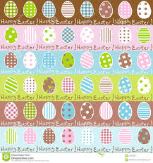 easter wrapping paper easter wrapping paper seamless pattern stock vector image