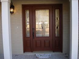 front door colors for brown house door decoration
