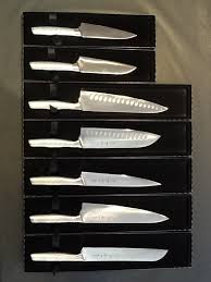 japanese kitchen knives set japanese knife set of 7 hobbs the kitchen shop