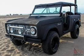 off road mustang ford bronco california 4x4 v8 289 3sp off road custom