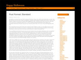 halloween download free halloween free wordpress theme download u2013 free wordpress themes
