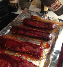 competition rib practice on a yoder pellet smoker how to bbq