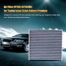 lexus is cost font b car b font air font b filter b font cp285 cf10285 for toyota jpg
