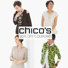 chicos clothing printable chico s coupons for 20 entire purchase