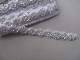 wedding dress trim 2014 rhinestone decoration beaded belts rhinestone trimming belt