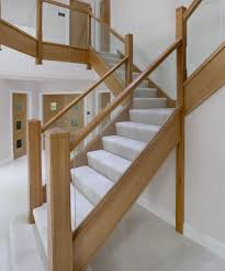 Wood Banisters And Railings The 25 Best Wood Stair Railings Ideas On Pinterest Stair Case