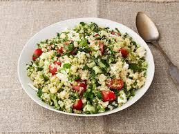 ina garten make ahead meals quinoa tabbouleh with feta recipe ina garten food network