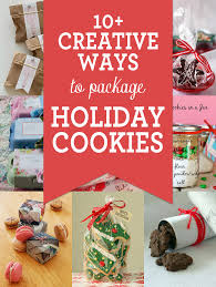 11 creative ways to package cookies blog noshon it