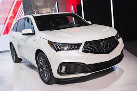 acura surprises york with mdx a spec reconfirms type s lineup