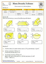 units and dimensions cazoom maths worksheets
