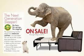 American Leather Sofa Beds Comfort Sleeper Sofa Sale Tourdecarroll Com