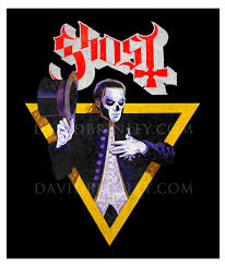 Halloween Ghost Tour by Ghost Official U2014 Welcome To David M Brinley Illustration Art
