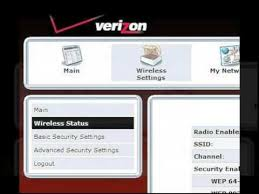 how to reset verizon router password how to change your wireless network name and password on your