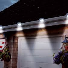 solar lights solar lights gutters fence pathways