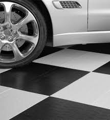 Interlocking Garage Floor Tiles Interlocking Garage Floor Tiles Tire Tread Set Of 40 In Garage