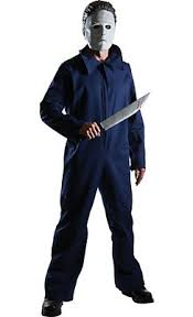 Halloween Costume Michael Myers Horror Movie Costume Accessories Party