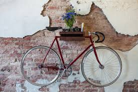 decor creative decorative bike racks home decoration ideas