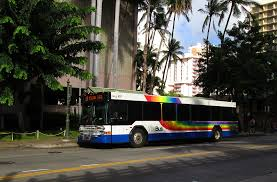 Hawaii travel bus images Do it the local way hawaii bus travel guide jon to the world jpg