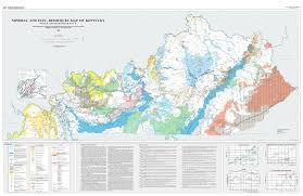 Uky Map My Cake Day Post Mineral And Fuel Resources Map Of Kentucky