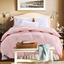 Feather Down Comforter Compare Prices On Pink Down Comforter Online Shopping Buy Low