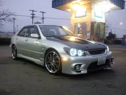 lexus is300 lip kit my is300 build with link g4 xtreme lexus is forum