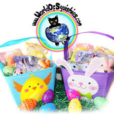 easter gift baskets loaded easter gift basket squishies and more