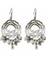 Nakamol Czech Crystal Beaded Chandelier Sweet Deal On Avon Beaded Chandelier Earring