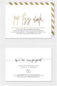 22 engagement party invitations you u0027ll want to u0027say yes u0027 to