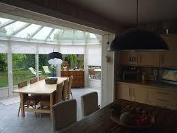 veranda cuisine cuisine ouverte sur veranda cuisine en image