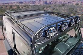 Light Rack Gobi Roof Rack For Jeep Wrangler Jk