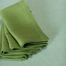 forest green table linens napkin rain forest green linen emilia table linen linenme