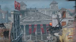 Ww2 Map Call Of Duty Ww2 Official Aachen Multiplayer Map Flythrough