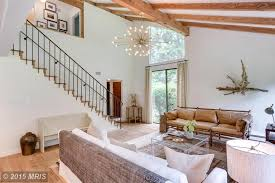 how designer lauren liess updated a house from the u002770s