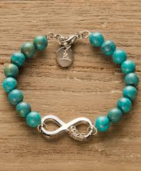 st jude bracelet turquoise infinity bracelet