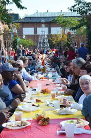 thanksgiving day in aiken filled with traditions one table