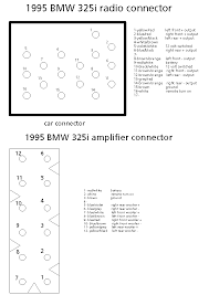 bmw radio wiring diagrams bmw automotive wiring diagrams